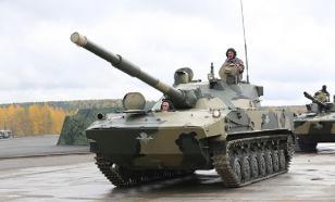 """В США рассказали о плюсах и минусах """"падающего с неба"""" российского танка"""
