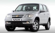 "Chevrolet Niva снова станет ""Ладой"""