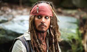 Джонни Депп может снова стать капитаном Джеком Воробьем