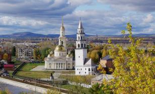 В Свердловской области есть своя Пизанская башня