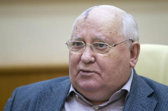 Горбачев призвал Россию и США не губить цивилизацию
