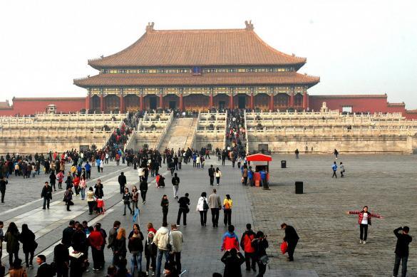 В Пекине для туристов вновь открыли Запретный город