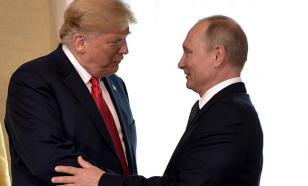 Трамп заявил, что у него хорошие отношения с Путиным