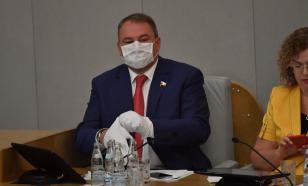"""Толстой: """"кривлянье"""" украинских делегатов ПАСЕ уже надоело"""