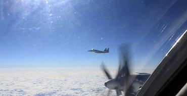 Минобороны: Самолеты российских ВВС не нарушали границ Японии
