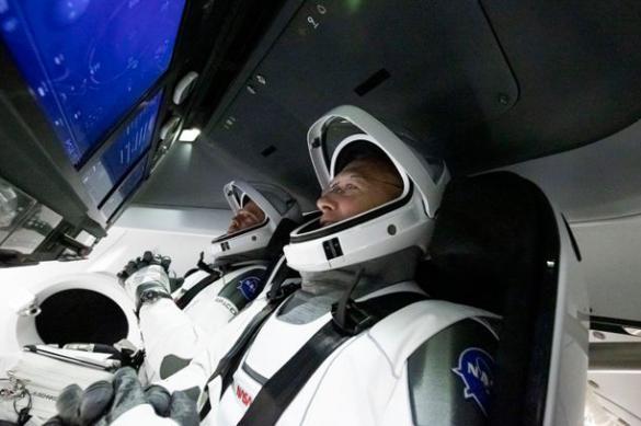 Погода не пустила на МКС американских астронавтов