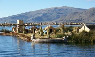 На дне озера Титикака обнаружили древнее ритуальное подношение инков