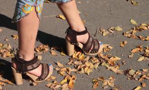 Спикер Совфеда возмутилась из-за невозможности прогулки по Чите на каблуках