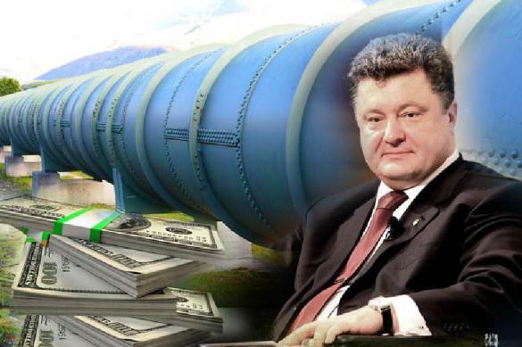"""Украинские СМИ поймали Порошенко на """"газовом ограблении"""" Украины"""