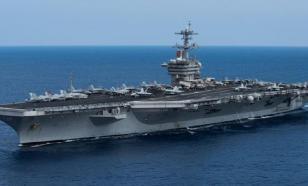 Капитана охваченного коронавирусом авианосца США сняли с должности