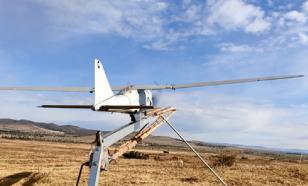 Военные беспилотники начали мониторинг лесных пожаров в Бурятии