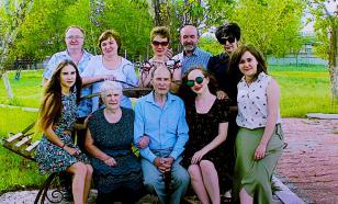 В Забайкалье супружеская пара прожила вместе 62 года