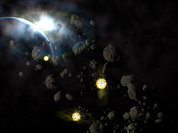 Тандемный перехватчик против астероидной угрозы