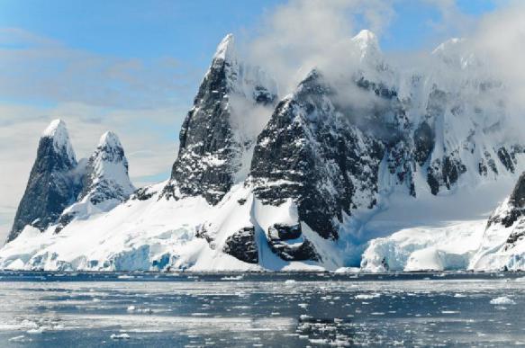 Китаец снял на видео тающие ледники