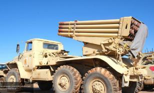 ПНС размещает тяжелое вооружение в живых кварталах Триполи
