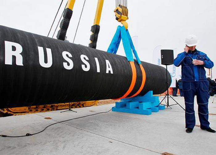 Песков: надо прекратить упоминать газопровод в контексте политизации