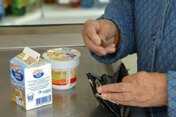 Россияне тратят на еду 40% семейного бюджета