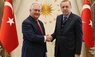 Турция выходит из НАТО в Красное море