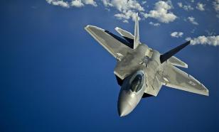 СМИ: в ответ на русский С-300 по Сирии ударят F-22