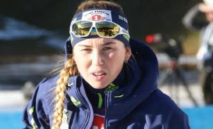 Резцова не смогла выйти в финал суперспринта на ЧЕ по биатлону