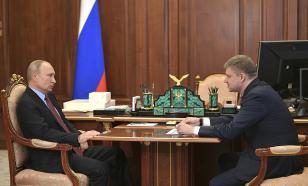 Ситуацию на железной дороге Путин обсудил с главой РЖД