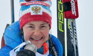 Юрлова стала седьмой в гонке в немецком Висбадене