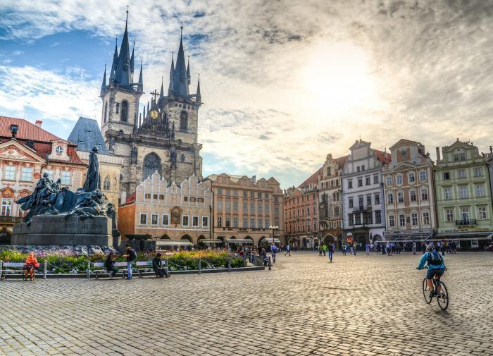 В Чехии хотят ввести режим ЧС из-за COVID-19