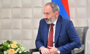 Пашинян: Армения закупила истребители Су-30СМ без ракет