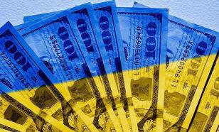 """Почти половина экономики Украины ушла """"в тень"""""""