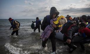 Десять человек погибли при крушении лодки в Эгейском море