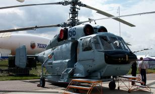 Индия заказала у России новую партию вертолетов