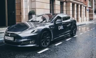 Протестировать электромобили Tesla теперь можно в Москве