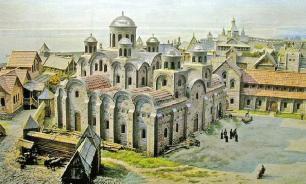 Возрождение первого храма русского православия