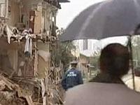 Ливень затопил район в Сочи.