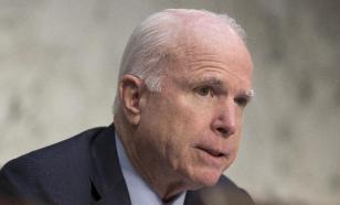 Маккейн запретил Трампу, Обаме и Бушу хоронить его