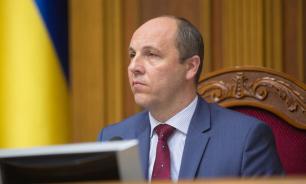 Парубий предложил давать тюремный срок за непризнание Крыма украинским
