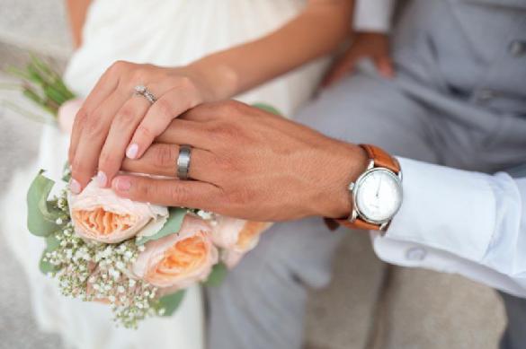 Американец исполнил обещание жениться перед самой смертью