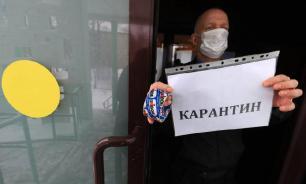 Число инфицированных коронавирусом в России увечилось до 59 человек