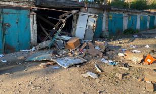 В Красноярске во время взрыва пострадали два человека