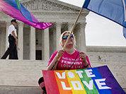 Американцы становятся заложниками гей-ценностей - политолог