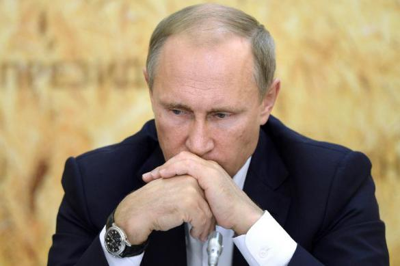 """Путин """"в ручном режиме"""" наводит порядок в затопленном Тулуне"""