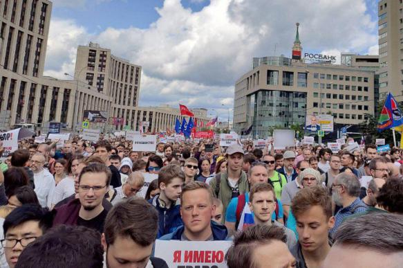 Митинги оппозиции угрожают стабильности корпораций