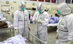 Число жертв коронавируса в Хубэе перешагнуло отметку в 1300 человек