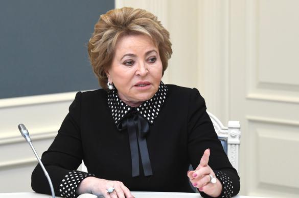 """Матвиенко: """"Дети - важнейший приоритет государственной политики"""""""