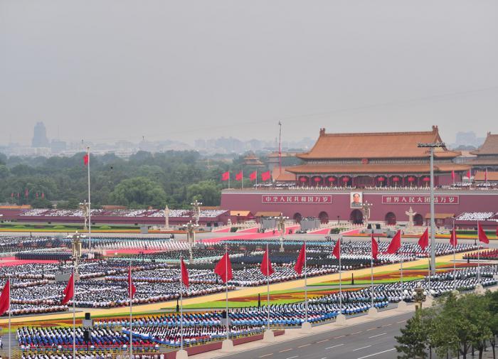 История Компартии Китая — история успеха коммунистический идеологии