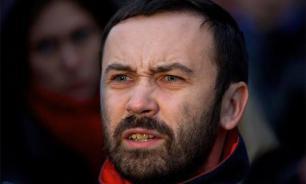 Судебные приставы взыскали долги с депутата Ильи Пономарева