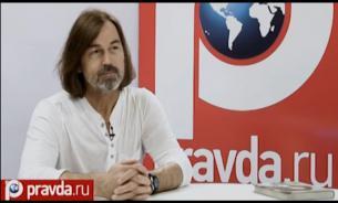 Никас Сафронов: Против меня идёт невидимая война