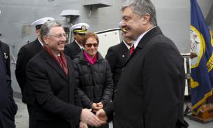 Спецпредставитель госдепа рассказал о преимуществе Порошенко перед Зеленским