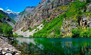 В Узбекистане создан Китабский геологический национальный парк