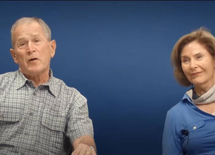 Реклама по-президентски: бывшие лидеры США снялись в специальном ролике